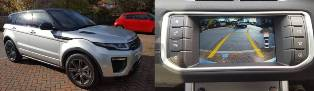 Reversing Camera for my Citroen C3 Aircross