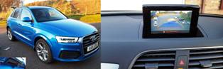 Reversing Camera for my Audi Q5